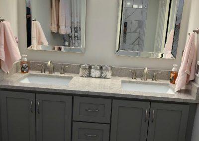 Cashmere White Bathroom Countertop Marble, granite, quartz