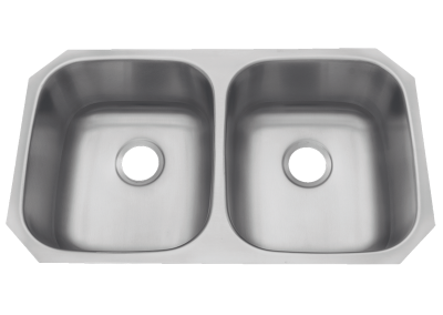Double Bowl Stainless Steel
